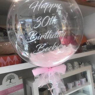 "20 "" Bubbles -For Her"